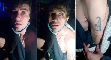 Detuvieron a Leonardo Doval, acusado por el femicidio de Villa Luzuriaga