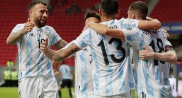Un centro exquisito de Messi para que Guido Rodríguez abra el marcador: así fue el 1-0 ante Uruguay
