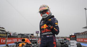 Verstappen sigue imparable y logró la pole en el Gran Premio de Francia de Fórmula 1
