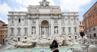 Italia reduce las restricciones en todo el país y suma 500 nuevos contagios