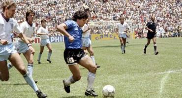 #GritaloporD10S: AFA propone homenaje a Maradona a 35 años de sus golazos a Inglaterra en Mundial de México '86