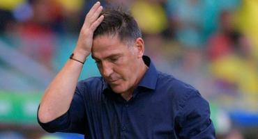 Lamento de Berizzo tras derrota de Paraguay ante Argentina: