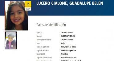 Guadalupe Lucero: Interpol emitió una alerta amarilla