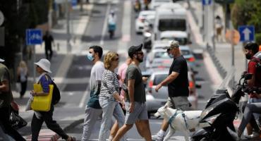 Coronavirus: Israel retrasa la entrada de turistas hasta agosto por aumento de contagios