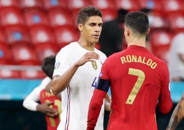 Con polémicas y penales, Portugal y Francia igualaron en un partidazo de la Eurocopa