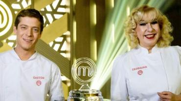 Gastón Dalmau ganó MasterChef Celebrity, pero se filtró un video con Georgina Barbarossa como campeona