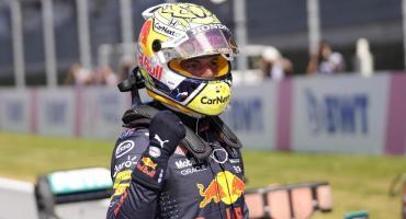 Max Verstappen, imparable: se quedó con la pole position en el Gran Premio de Estiria