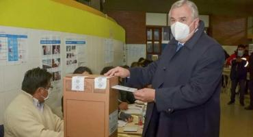 Elecciones en Jujuy: Morales obtiene una contundente victoria en la provincia