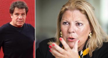 Carrió, contra la renovación en la política y la UCR: ahora le apunta a Facundo Manes