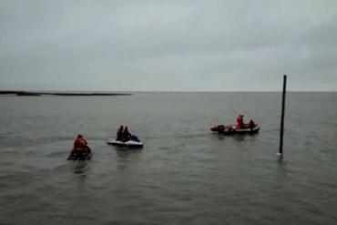 Búsqueda contrarreloj en San Clemente del Tuyú: una joven desapareció practicando kitesurf