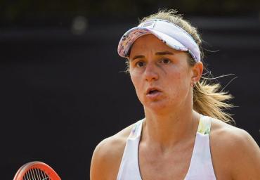 Gran comienzo de Nadia Podoroska en Wimbledon: le ganó a Ann Li y avanza