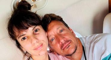 Nico Vázquez y Gimena Accardi llegaron a la Argentina luego del derrumbe en Miami