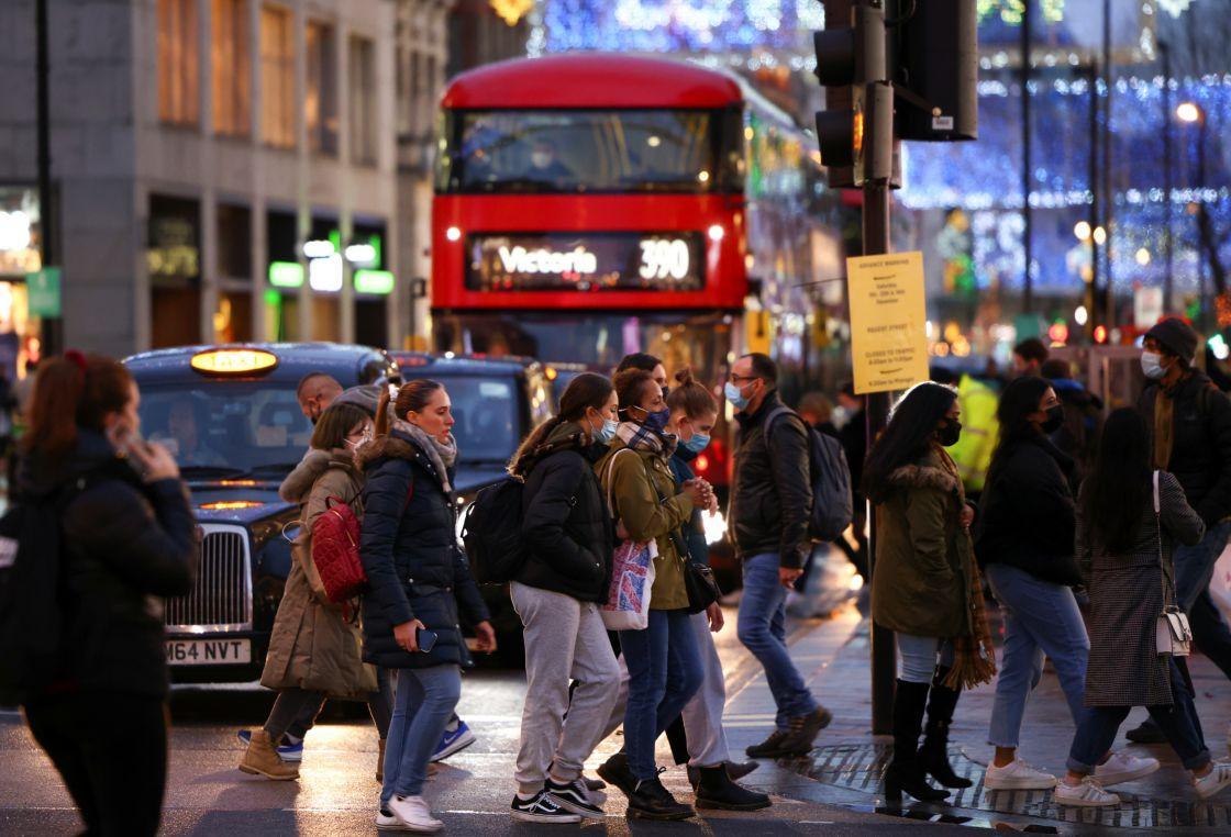 Coronavirus en Reino Unido, Reuters