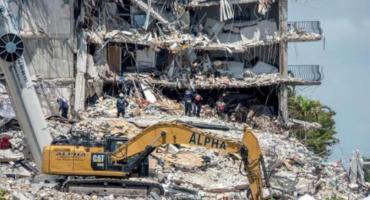 Compensarán con 150 millones de dólares a las víctimas del derrumbe en Miami