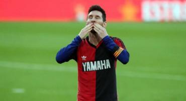 Messi quedó libre y Newell's lo