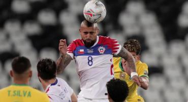 Con Chile eliminada de la Copa América, Arturo Vidal destrozó a Loustau y lo llamó