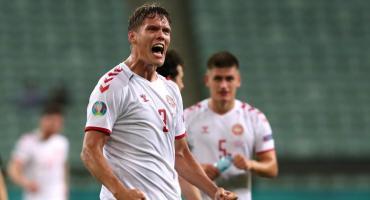 Dinamarca y otro batacazo en la Eurocopa: derrotó a República Checa y es semifinalista