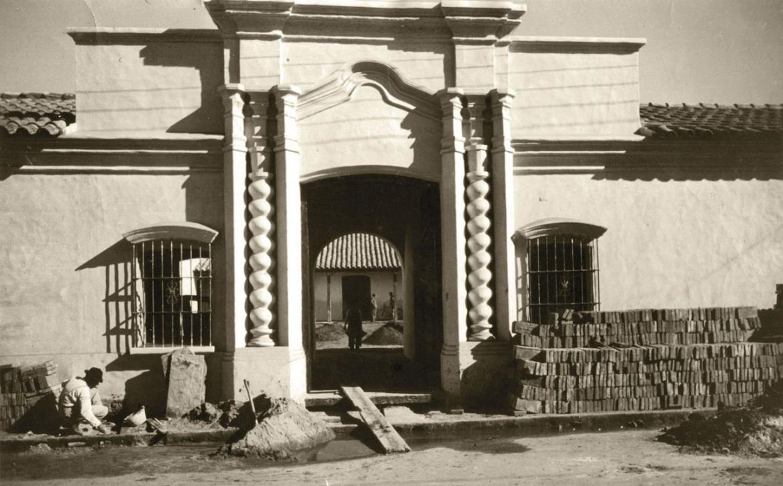 Casita de Tucumán, en plenas remodelaciones