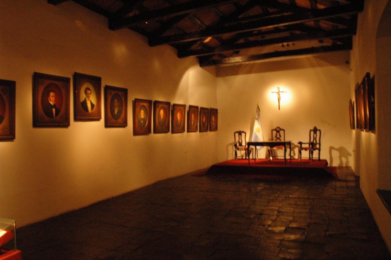 Casita de Tucumán, salón