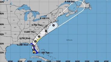 Florida en alerta por la tormenta tropical Elsa, que complica la búsqueda de víctimas del derrumbe