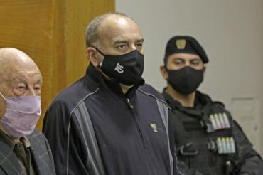 """Condenaron a Ángel """"Pato"""" Cabrera a dos años de prisión efectiva por violencia de género"""