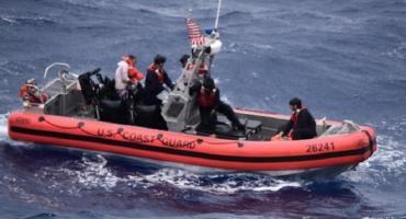 Buscan a nueve cubanos desaparecidos en naufragio en Cayos de la Florida