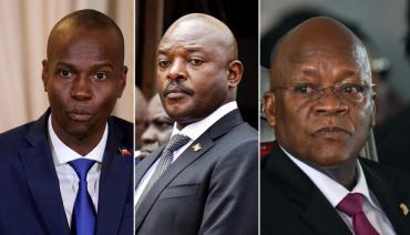 La extraña muerte de tres presidentes anti vacuna contra el coronavirus: Burundi, Tanzania y ahora...Haití