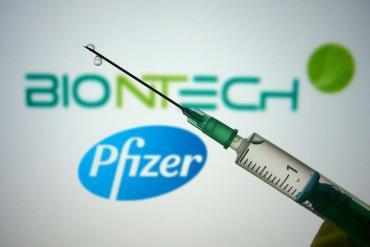 Pfizer y BioNTech pedirán autorización para tercera dosis de la vacuna contra el covid-19
