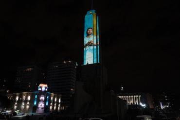 El Monumento a la Bandera de Rosario