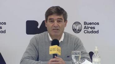 """""""Los números indican que está llegando"""": Quirós advirtió por una rápida propagación en el país de la variante Delta"""