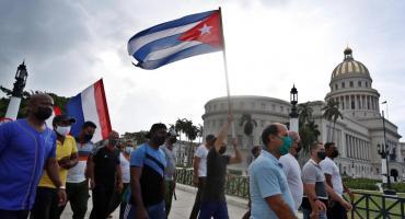 El día después de las protestas en Cuba tras una de las mayores manifestaciones en más de 50 años