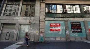 La economía argentina, otra víctima de la pandemia: ya cerraron unos 90 mil comercios