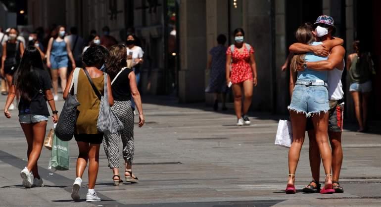 Coronavirus en Barcelona, Reuters