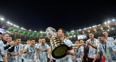 Una de las revelaciones de la Copa América sorprendió con una declaración: