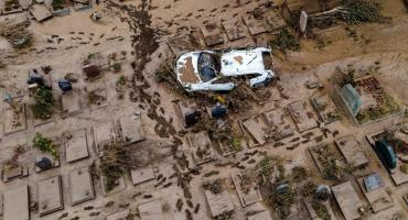 Temporal en Europa: más de 120 muertos y 1300 desaparecidos, culpan al cambio climático