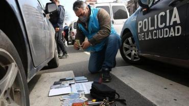 Seis detenidos al intentar robar autos con inhibidores de señal en Caballito y en Barracas
