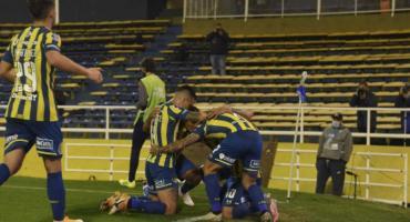 Rosario Central venció a Deportivo Táchira y se metió en cuartos de la Copa Sudamericana