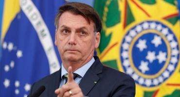 """Bolsonaro contra Alberto Fernández: """"Le hacemos fuerza a Argentina para enderezarse, pero no es fácil"""""""