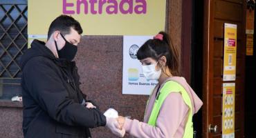 Coronavirus en Argentina:  225 muertes y 11.136 nuevos contagios en la últimas 24 horas