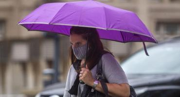 Alerta amarilla por fuertes tormentas en el AMBA, Entre Ríos y Santa Fe