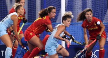 Gran recuperación de Las Leonas en Tokio 2020: golearon 3-0 a España