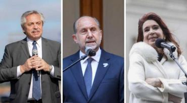 Potencial acuerdo entre Cristina, Fernández y Perotti para que Rossi se baje y evitar la interna en Santa Fe