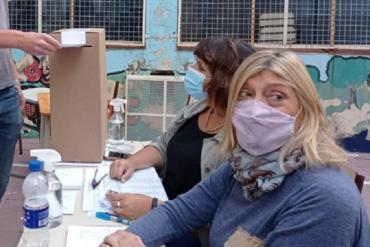 Autoridades de mesa que aún no recibieron sus dosis serán vacunadas para las PASO
