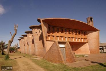 La extraña (y sorprendente) iglesia uruguaya que se convirtió en Patrimonio Mundial de la Humanidad