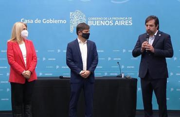 Nicolás Kreplak juró como nuevo ministro de Salud en Provincia de Bs.As en reemplazo de Daniel Gollan
