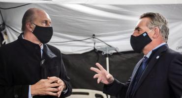 """Rossi habló de su renuncia y pidió que Perotti pida licencia como gobernador: """"Lo suyo es falta de ética"""""""