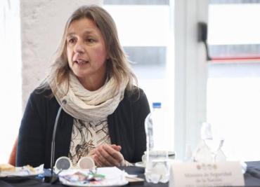 Sabina Frederic, sobre el caso