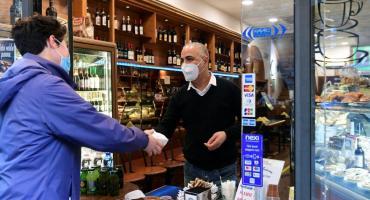 Italia muestra signos de recuperación de la pandemia y registra cifras de desocupación de un dígito