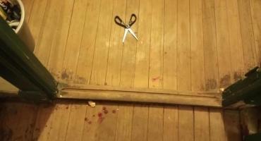 Mar del Plata: detuvieron a una mujer por clavarle una tijera a su pareja en un hostel