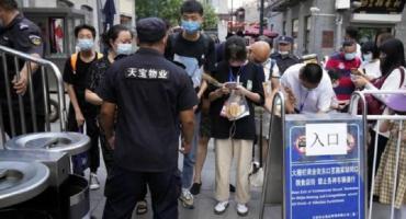 El coronavirus volvió a China y confina a millones de personas ante el avance de la variante Delta